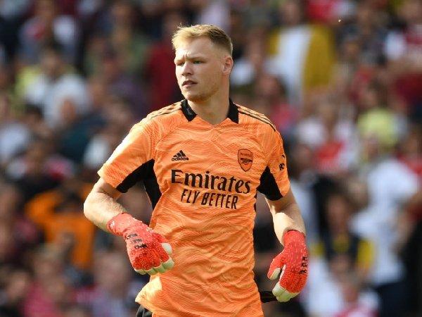 Aaron Ramsdale menjadi starter melawan Norwich City