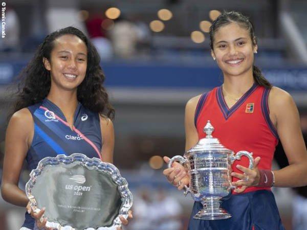 Leylah Annie Fernandez ambil hal positif dari kekalahan di final US Open 2021