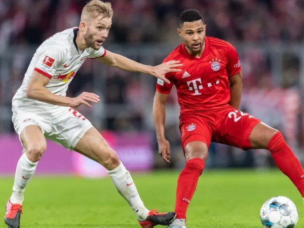 RB Leipzig Digembosi Bayern Munich