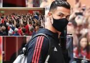 Cristiano Ronaldo Start Dalam Laga Debutnya Dengan MU, Ini Kata Solskjaer