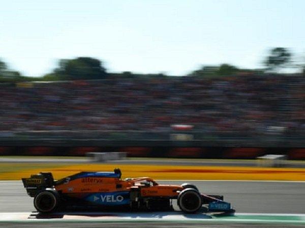 Hasil sensasional dibuat Daniel Ricciardo.