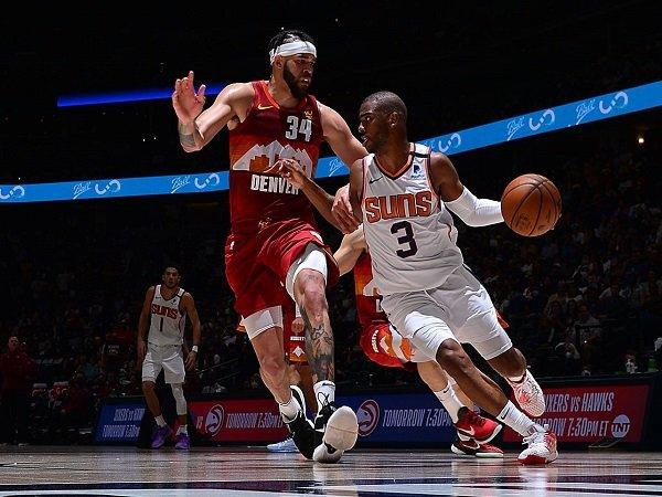 JaVale McGee ungkap faktor utama yang buatnya terima tawaran Suns.