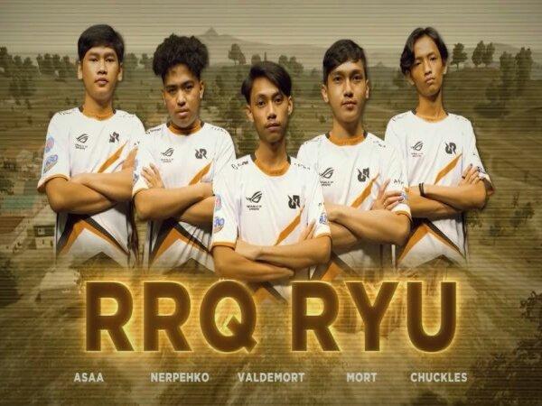 Konsistensi Perbesar Peluang RRQ Ryu Lolos ke PMPL SEA Season 4