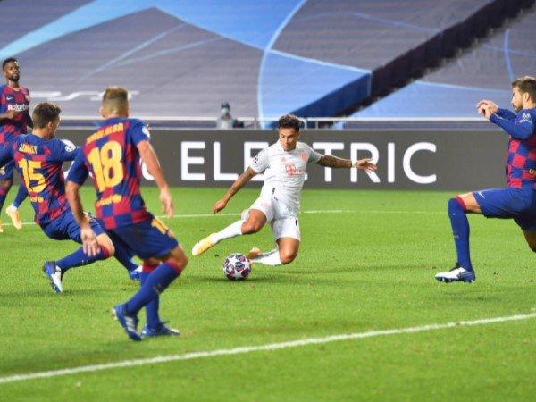 Barcelona Bisa Mainkan Jordi Alba vs Bayern