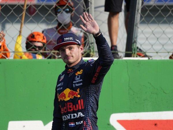 Max Verstappen enggan jemawa meski start terdepan di GP Italia.
