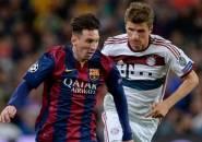 Thomas Muller: Lawan Barcelona Tak Menarik Tanpa Lionel Messi!
