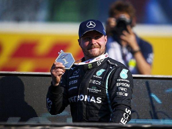Valtteri Bottas sedih harus start paling belakang di Monza.