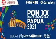 11 Provinsi Segel Tiket Babak Final PON XX Papua Cabang Esports Free Fire