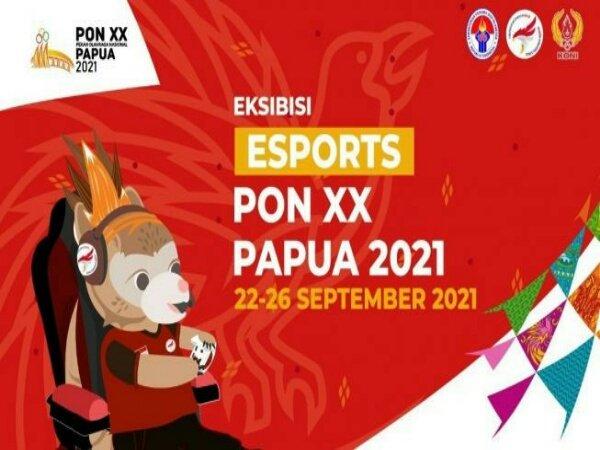 6 Provinsi Melaju ke Final Cabang Esports Mobile Legends PON XX Papua 2021