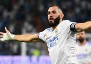 Benzema Senang Bisa Cetak Tiga Gol di Depan Pendukung