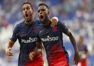 Gol Telat Lemar Bawa Atletico Madrid Menang vs Espanyol