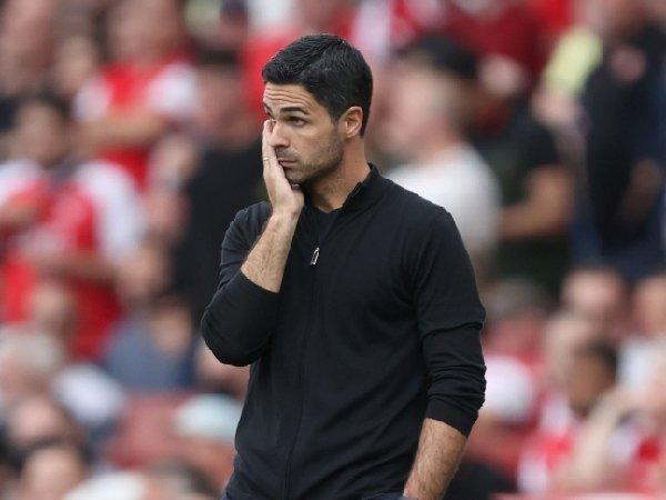 Mikel Arteta bertanggung jawab atas start buruk Arsenal