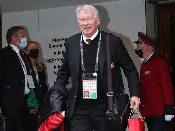 Legenda Manchester United, Sir Alex Ferguson.