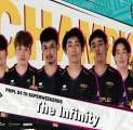 Tunjukkan Dominasi, The Infinity Kampiun di PMPL Thailand Season 4