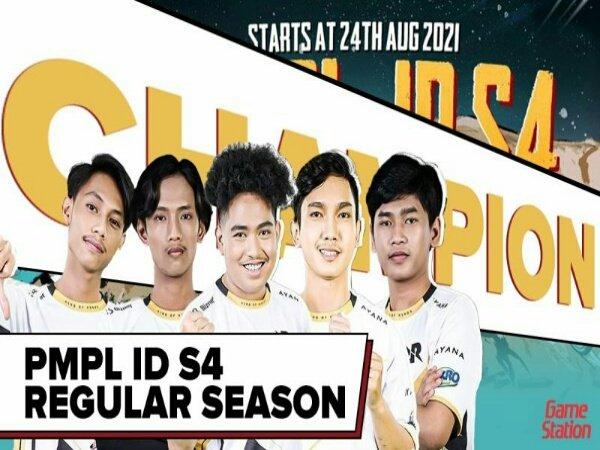 4 Juara Liga PMPL Negara Asia Tenggara Pastikan Berlaga di PMPL SEA S4