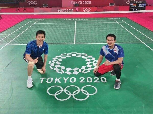 Berikut Skuad Indonesia di Piala Sudirman 2021