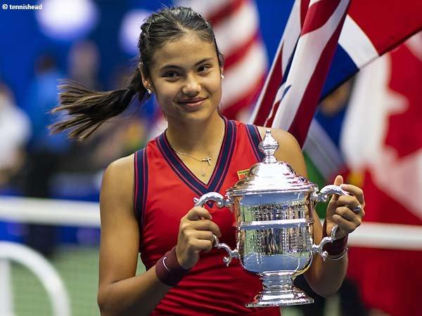Dari Emma Raducanu sampai Michael Chang, ini 10 juara Grand Slam paling mencengangkan