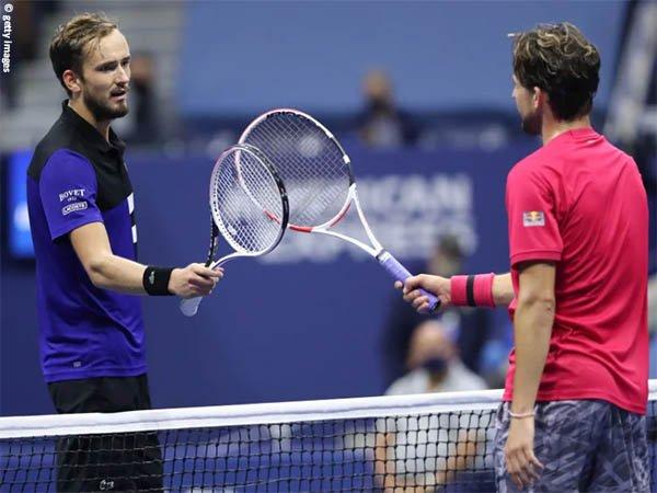 Dominic Thiem buka suara tentang laga Daniil Medvedev lawan Novak Djokovic