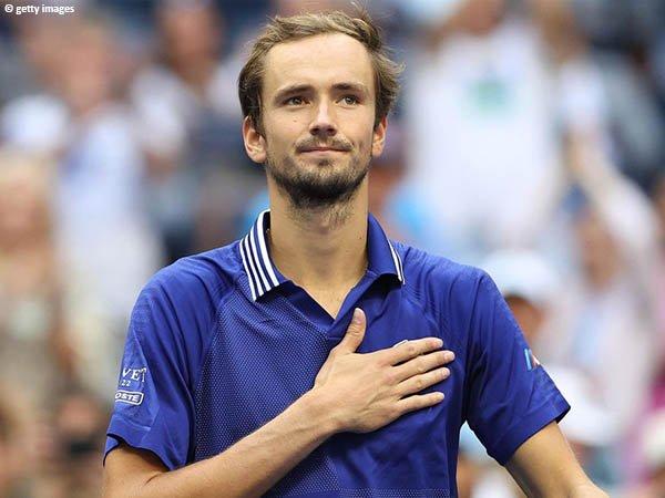 Daniil Medvedev tampil berbeda di dua Grand Slam ini, klaim sang pelatih