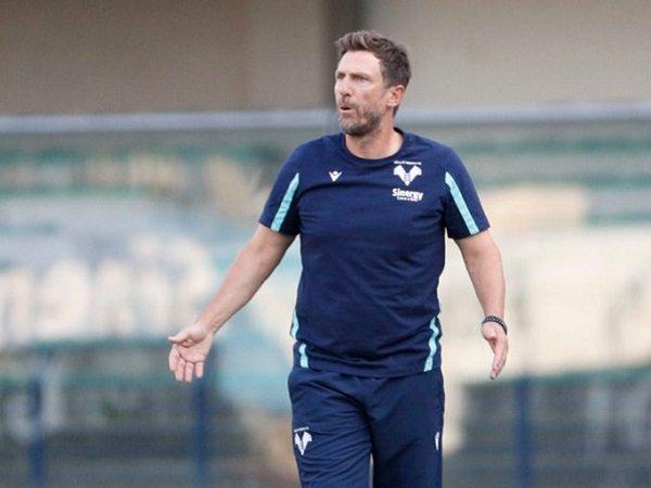 Eusebio Di Francesco resmi dipecat Hellas Verona.