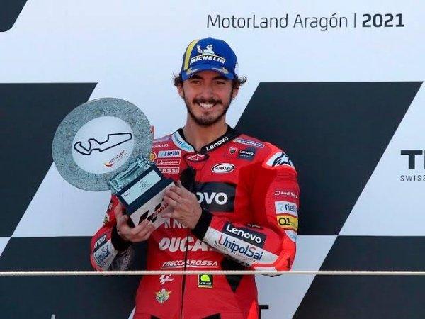 Francesco Bagnaia bertekad teruskan hasil manisnya hingga GP San Marino.