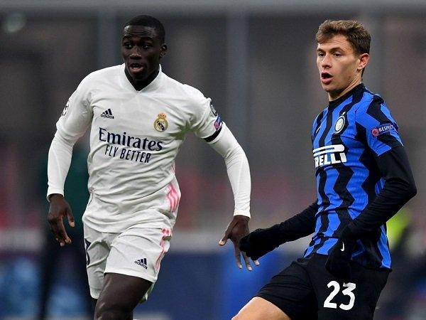 Real Madrid dan Inter Milan bertemu lagi di Liga Champions.