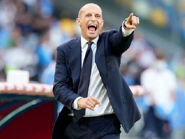Massimiliano Allegri sebut Juventus wajib menang kontra Malmo.