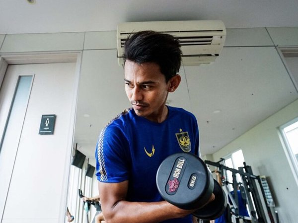 Recovery training skuat PSIS Semarang usai pekan kedua Liga 1