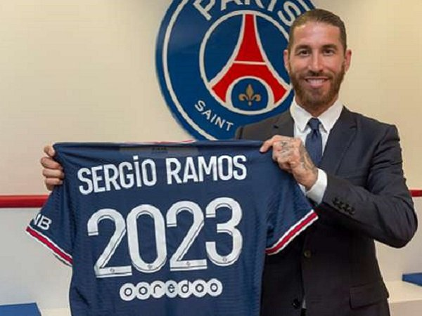 Bek anyar PSG, Sergio Ramos. (Images: Getty)