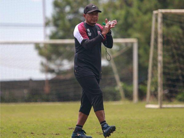 Manajer Madura United, Rahmad Darmawan