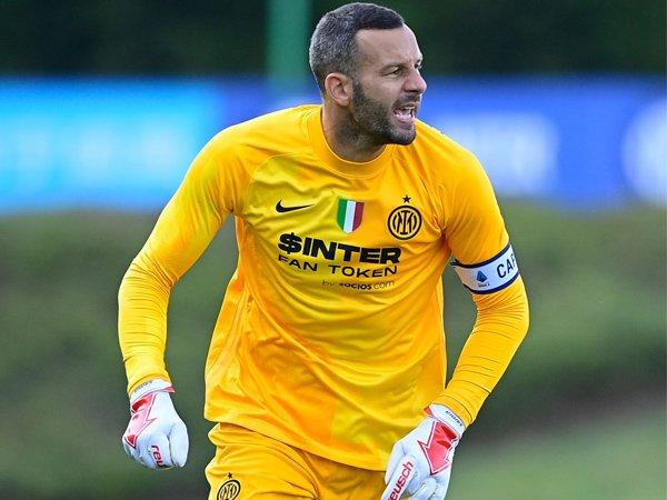 Kapten Inter Milan, Samir Handanovic.