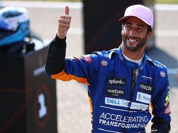 McLaren, Daniel Ricciardo