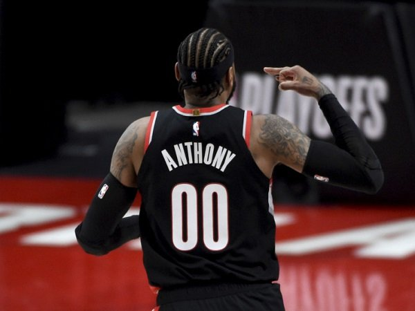 Carmelo Anthony akui manajemen Blazers tidak ingin ia kembali.