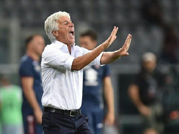 Gasperini secara keseluruhan puas dengan hasil imbang laga Atalanta vs Villarreal.