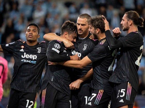 Juventus rengkuh clean sheet pertama sejak Maret.
