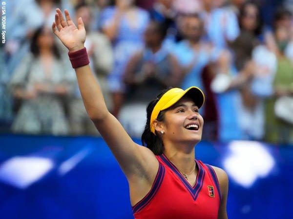 Emma Raducanu terima pujian dari Dominic Thiem dan Andy Murray