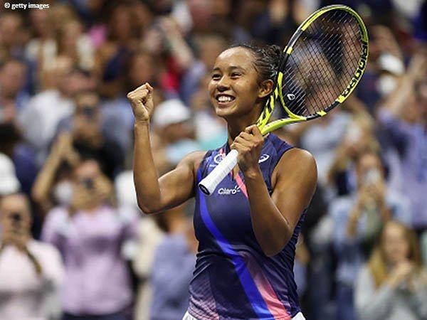 Leylah Annie Fernandez terinspirasi oleh ketenangan maestro tenis ini