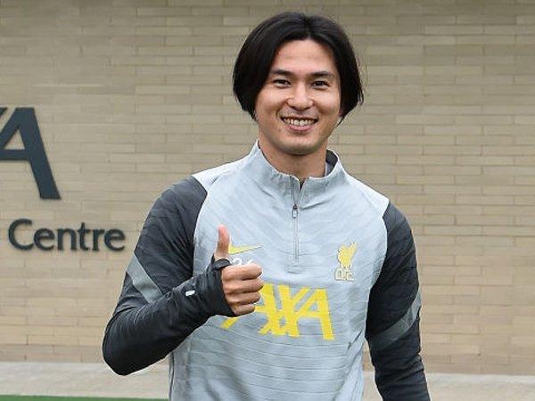 Liverpool Kembali Diperkuat Takumi Minamino Jelang Lawan AC Milan