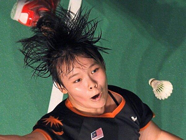 Mantan Pelatih Puji Kegigihan Goh Jin Wei Yang Berjuang Dengan Rasa Sakit