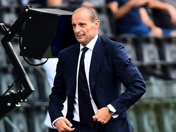 Massimiliano Allegri masih lihat kekurangan dari Juventus.