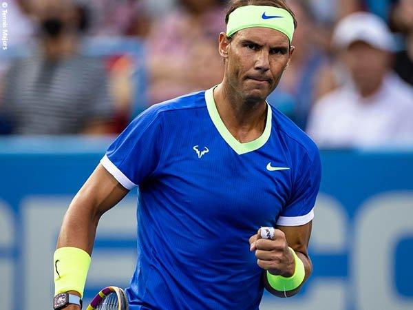 Rafael Nadal ingin diingat sebagai panutan di masa yang akan datang