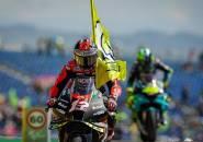 Valentino Rossi Yakin Maverick Vinales Bisa Berkembang Bersama Aprilia