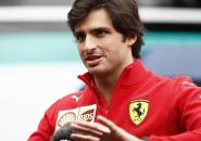 Alami Crash Parah di Monza, Carlos Sainz Janji Tak Akan Buat Insiden Serupa