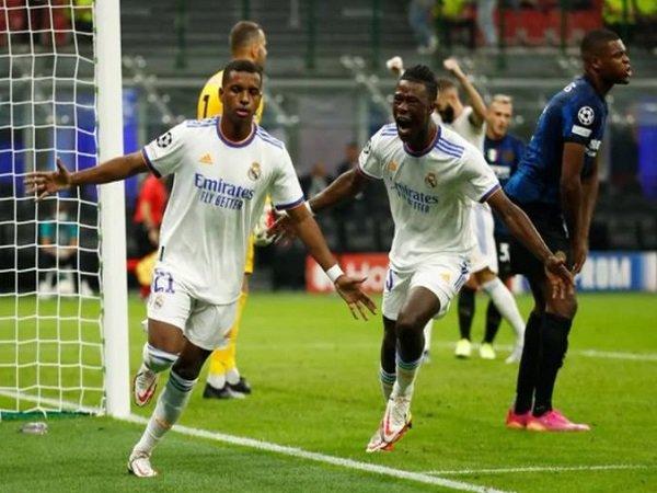 Real Madrid Kalahkan Inter, Ancelotti Puji Rodrygo Goes