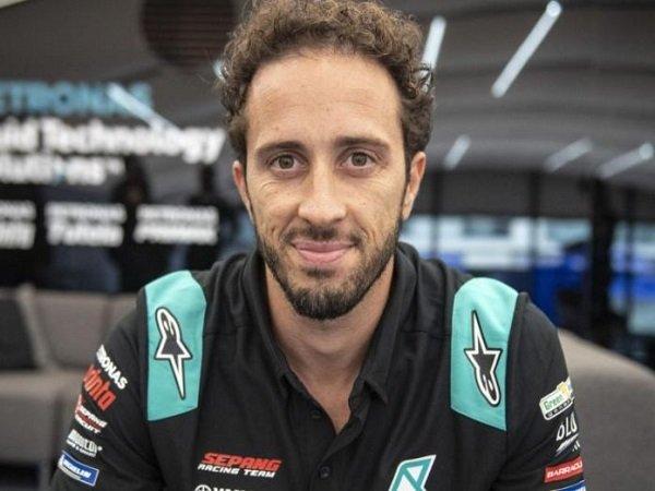 Andrea Dovizioso telah resmi perkuat Petronas Yamaha SRT.