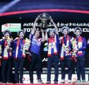 Inilah Skuad Tangguh Tim China di Piala Sudirman 2021