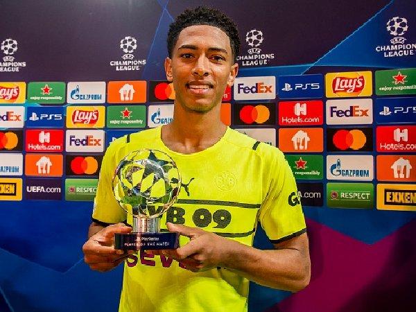Borussia Dortmund pasang harga 100 juta euro untuk Borussia Dortmund