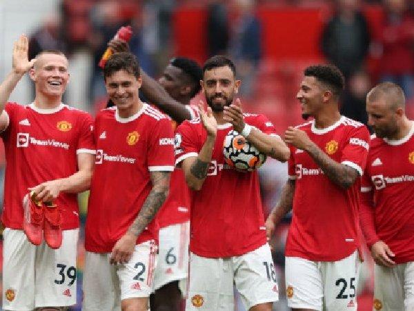 Bruno Fernandes segera tanda tangan kontrak baru dengan Manchester United