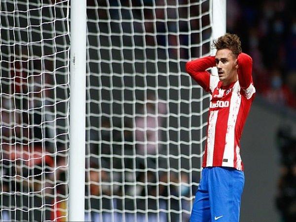 Griezmann masih ditolak fans Atletico Madrid