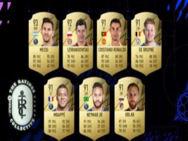 Rating Para Pemain FIFA 22 Terungkap, Siapa Saja di 10 Besar?